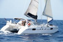 Catana Catana 471 version propriétaire : Navigation
